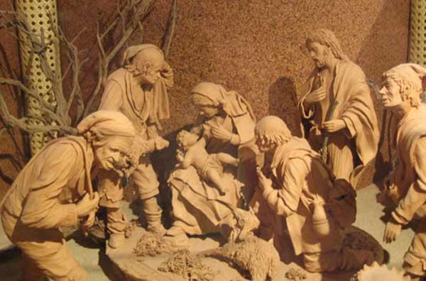 Natale a Caltagirone a Caltagirone