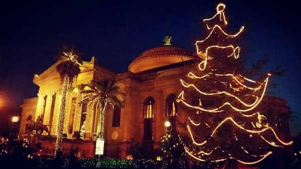 Matrimonio Natale Palermo : Natale a palermo