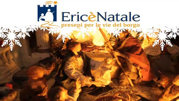 Natale ad Erice a Erice