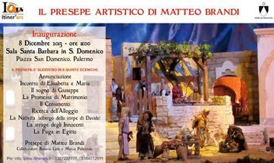 Itinerario tra i Presepi delle Provincia di Catania a