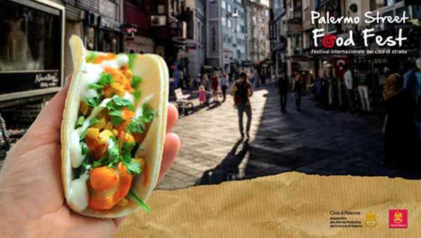 Palermo Street Food Fest a Palermo