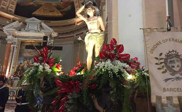 Festa di san sebastiano a barcellona pozzo di gotto for Arredamenti barcellona pozzo di gotto